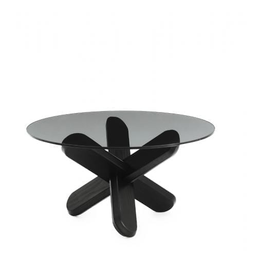 DING Asztal - Füstüveg-0