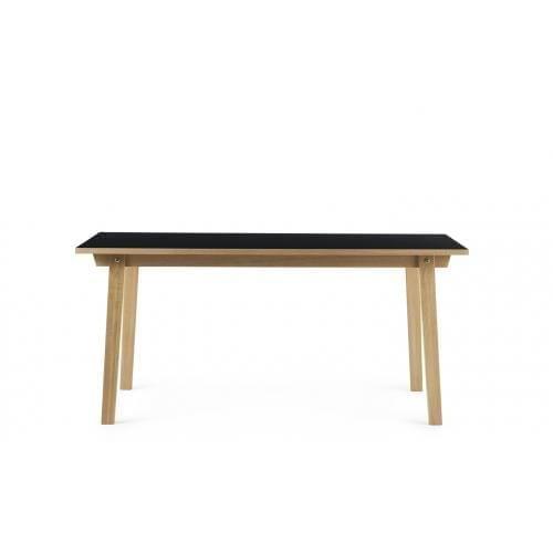 SLICE Asztal - Linoleum 84x160 cm-0