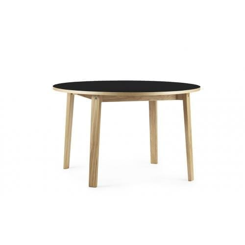 SLICE Körasztal - Linoleum - Ø120 cm-0