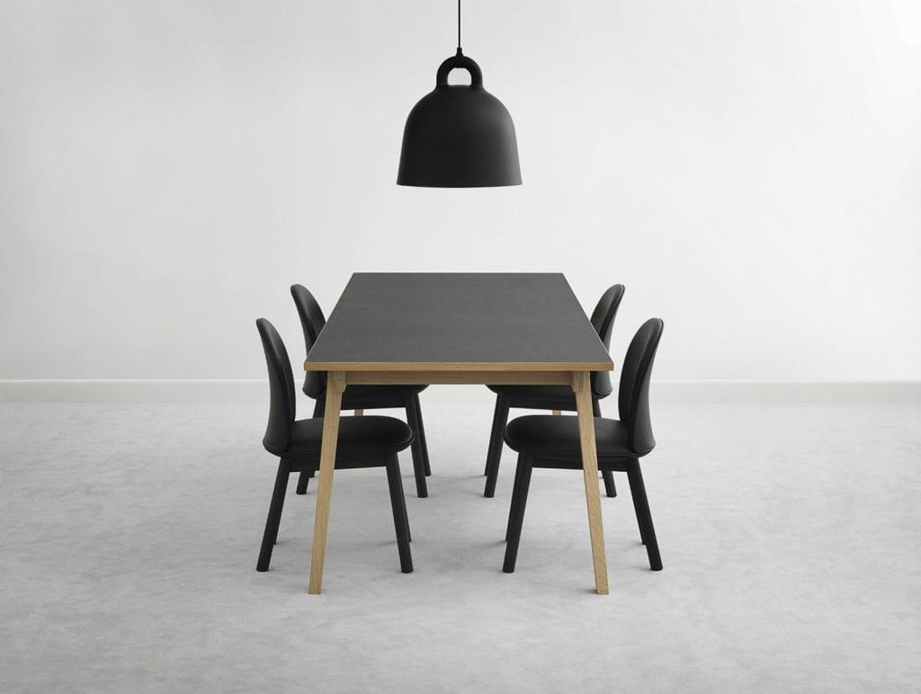 SLICE Asztal - Linoleum 84x160 cm-16713