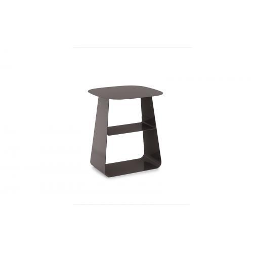 STAY Asztal - 40x40 - Fekete-0