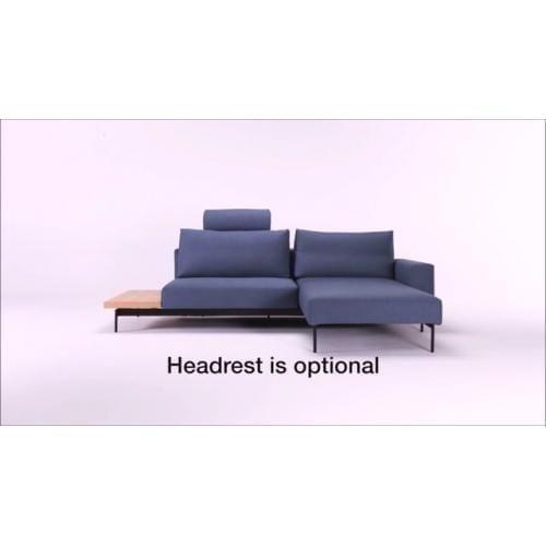 BRAGI Ülőgarnitúra kisasztallal – 140×200-23003
