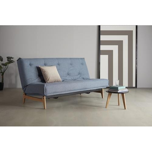 ASLAK Softspring sofa bed-0