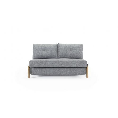 CUBED 02 Compact sofa, 160-200, wood-0