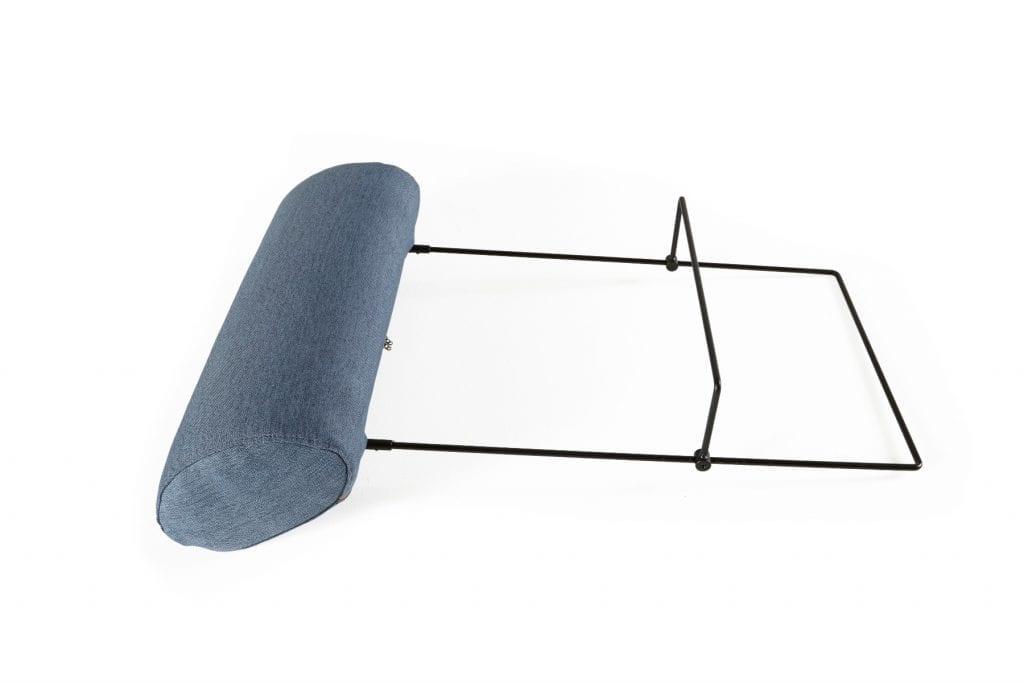 CUBED 02 Kompakt kanapéágy, 140-200, fa-22031