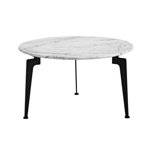 LASER Coffee table with marble top-0