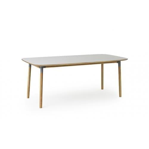 FORM Étkezőasztal – 95×200 cm-19355