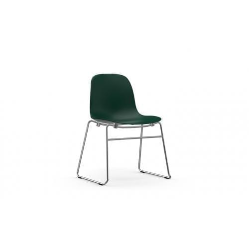 FORM Rakodható szék - műanyag/króm-0