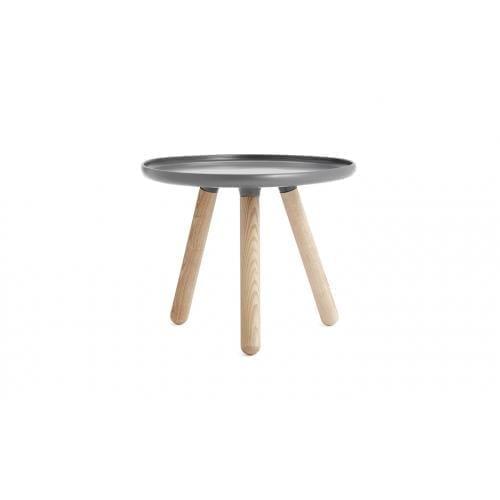TABLO Kicsi dohányzóasztal - Kőris lábakkal-0