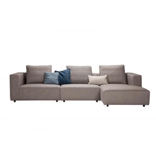CARMEL 4 személyes kanapé lounger-0
