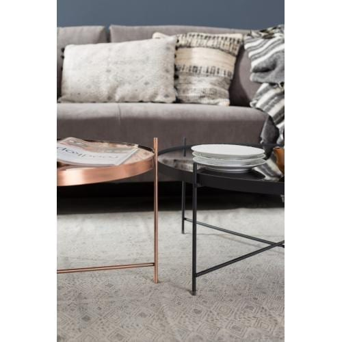 CUPID NAGY Asztalka – Fekete-23714