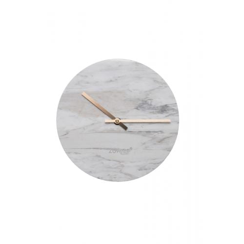 MARBLE Time Wall Clock-0