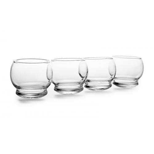 ROCKING Glass – 4 pcs, 25 cl-22472