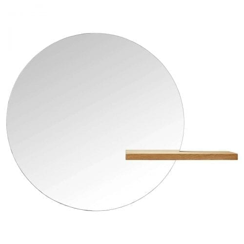 SHIFT Mirror - large round-0
