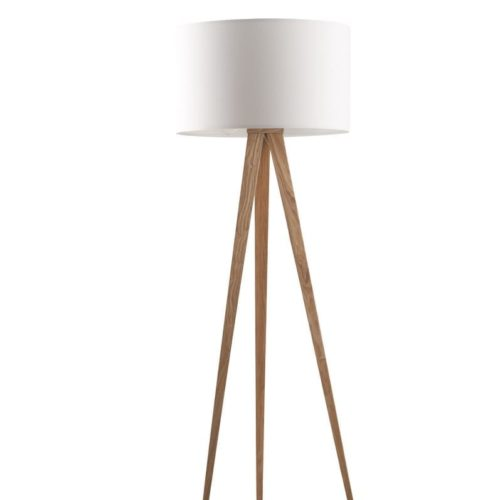 TRIPOD Floor lamp – Wood-23453