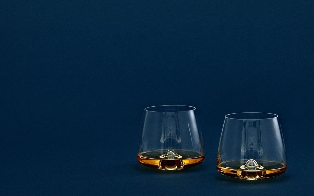 WHISKEY Glass - 2 pcs, 30 cl-22510