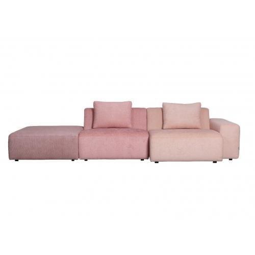 BOX moduláris kanapé pihenőrésszel-24221