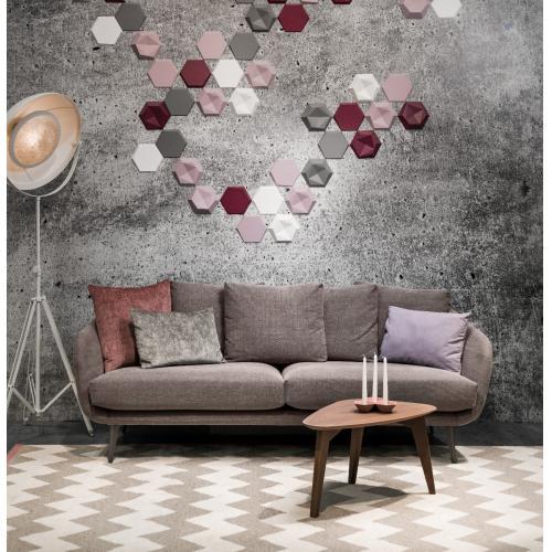 ASTERIX NIGHT 3 személyes design kanapé-0