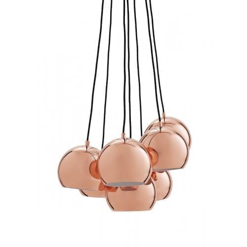 BALL GLOSSY MULTI Pendant-0