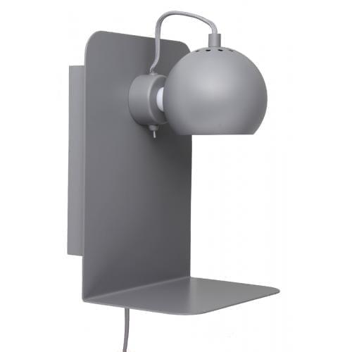 BALL Falilámpa beépített USB-vel-23794