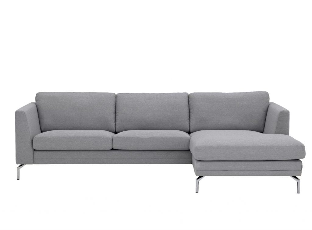 BROADWAY 2.5 seater sofa with chaise longue-0