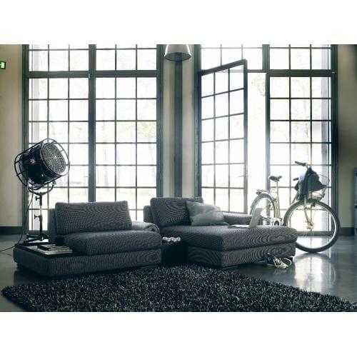 CARTAGO Moduláris lounger ülőgarnitúra tálcával és asztallal-0
