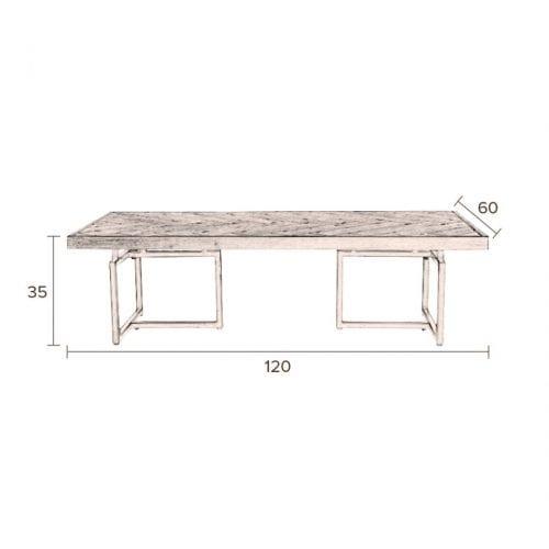 CLASS Dohányzóasztal-23781