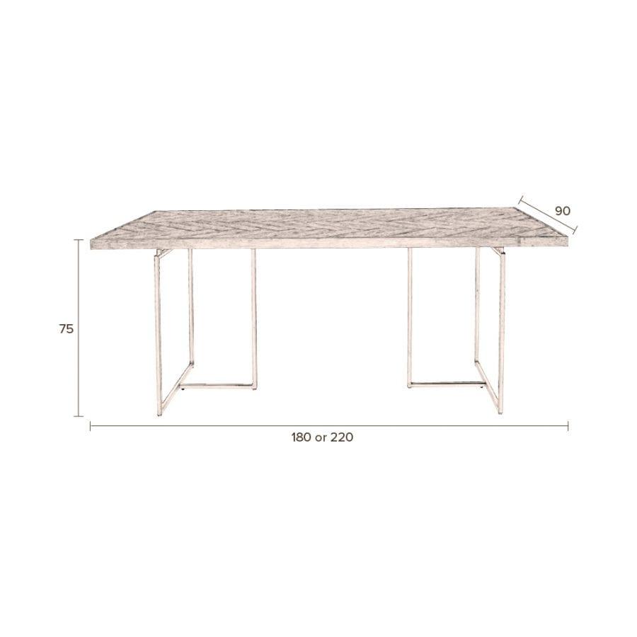 CLASS Ebédlőasztal-23787