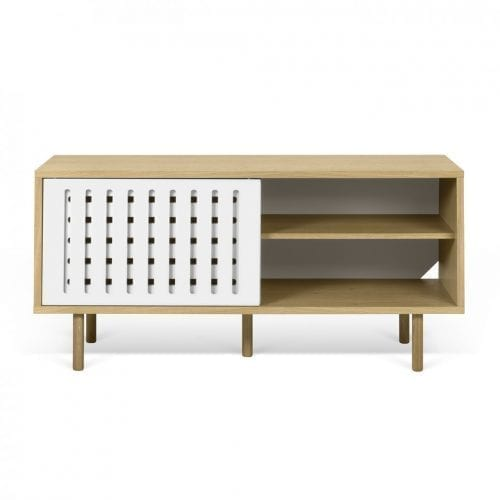DANN STRIPES 135 TV bench-24528