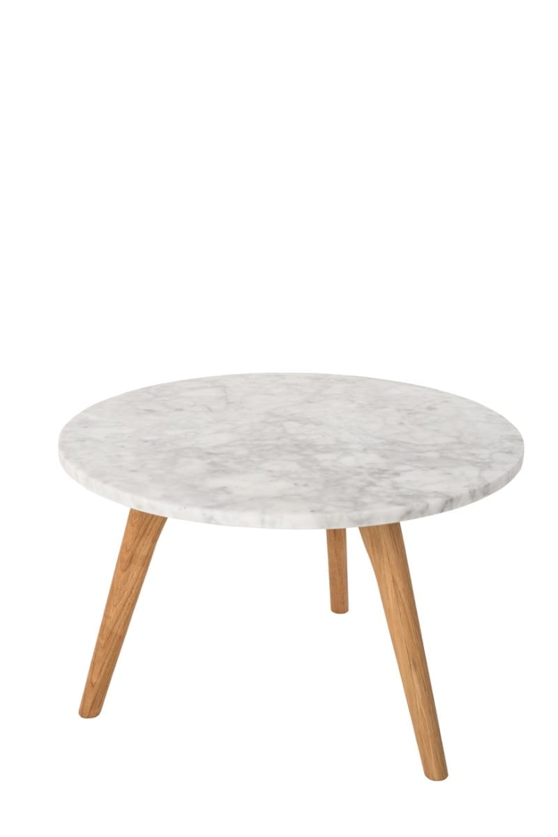 WHITE STONE Side table-23770