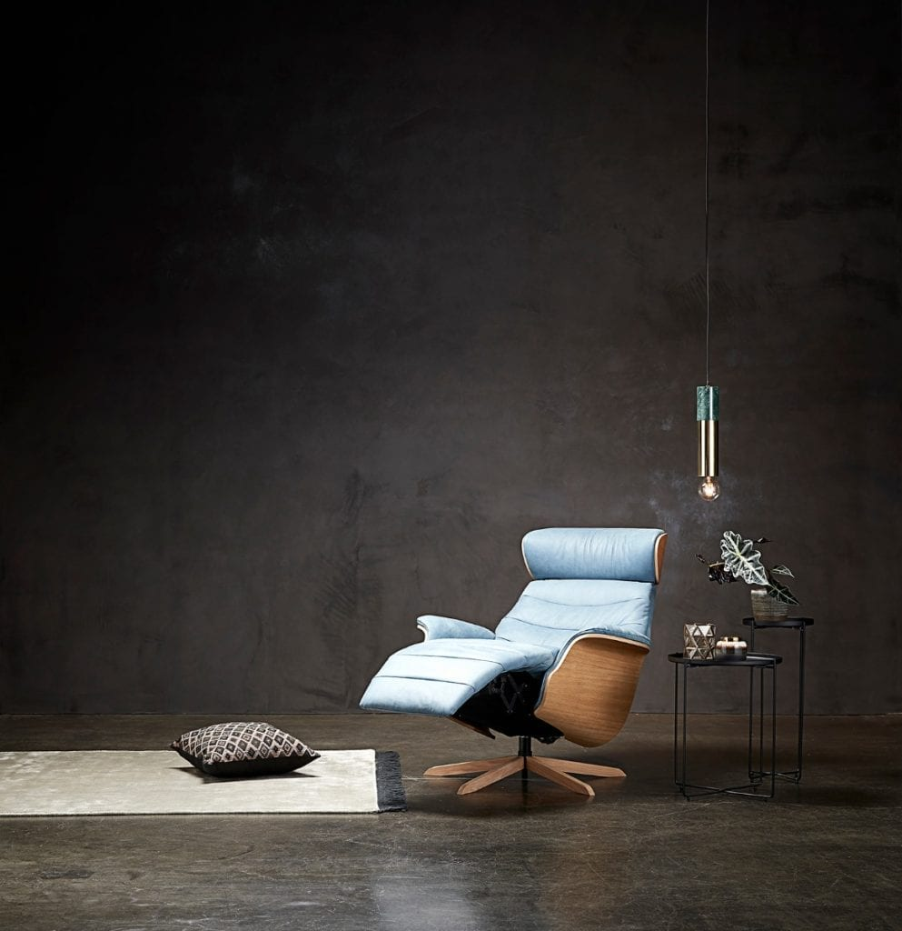 Flexlux EASE MARINA Design fotel fa héjazattal-24713