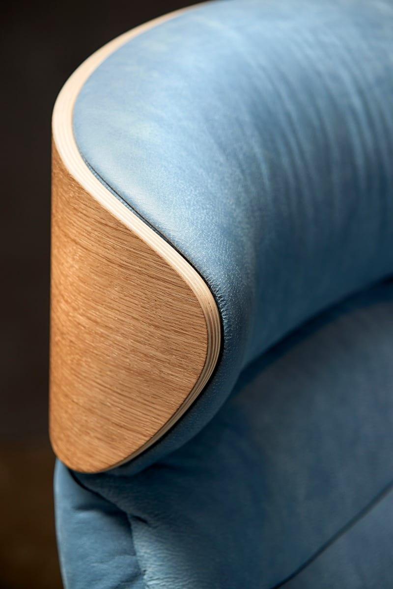 Flexlux EASE MARINA Design fotel fa héjazattal-24715