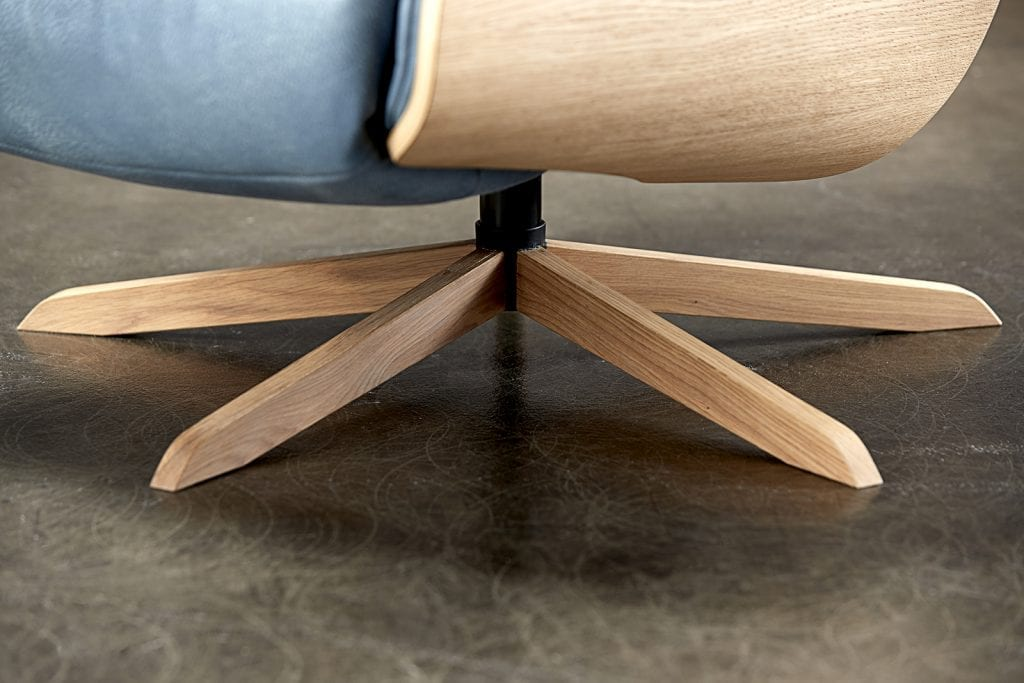 Flexlux EASE MARINA Design fotel fa héjazattal-24718