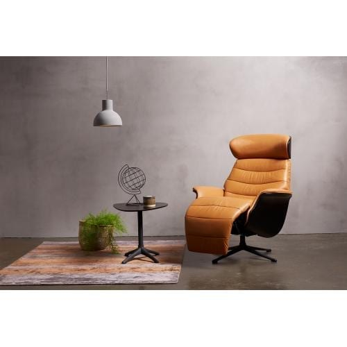 Flexlux EASE MARINA Design chair with wooden shell-0