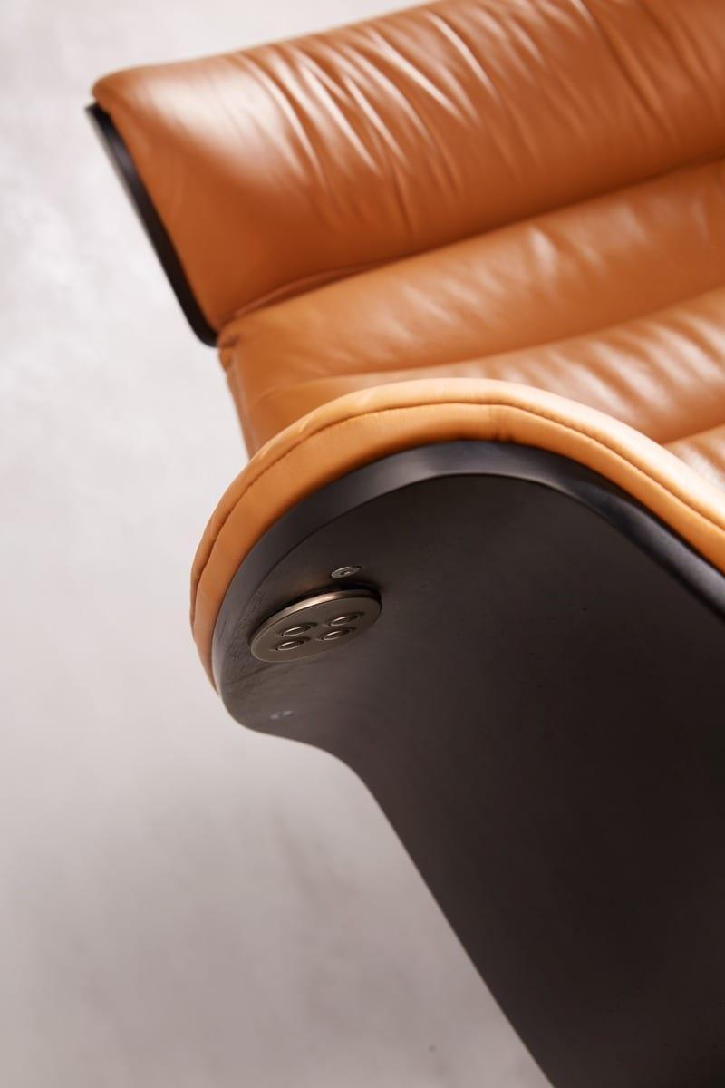 Flexlux EASE MARINA Design fotel fa héjazattal-24710