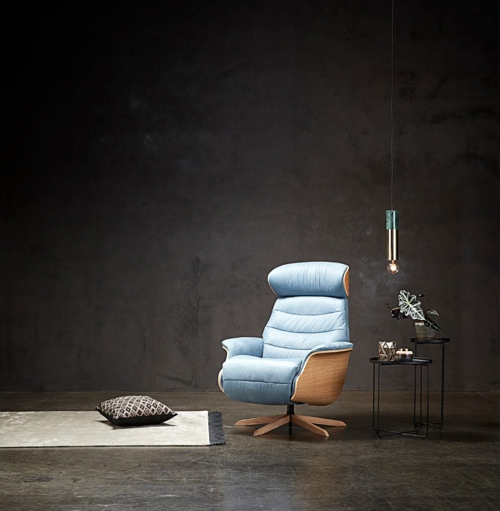 Flexlux EASE MARINA Design fotel fa héjazattal-24712