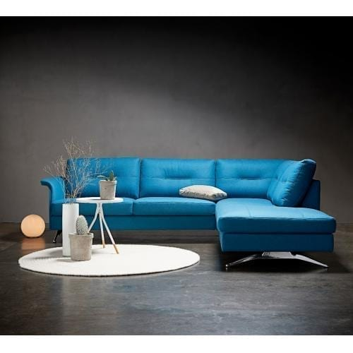 Flexlux GLOW 3 seater design sofa with open end-0