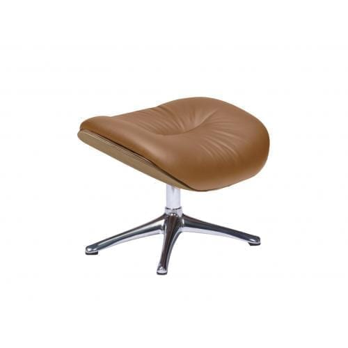 Flexlux SENSE TREND Design footrest with wooden shell-24799