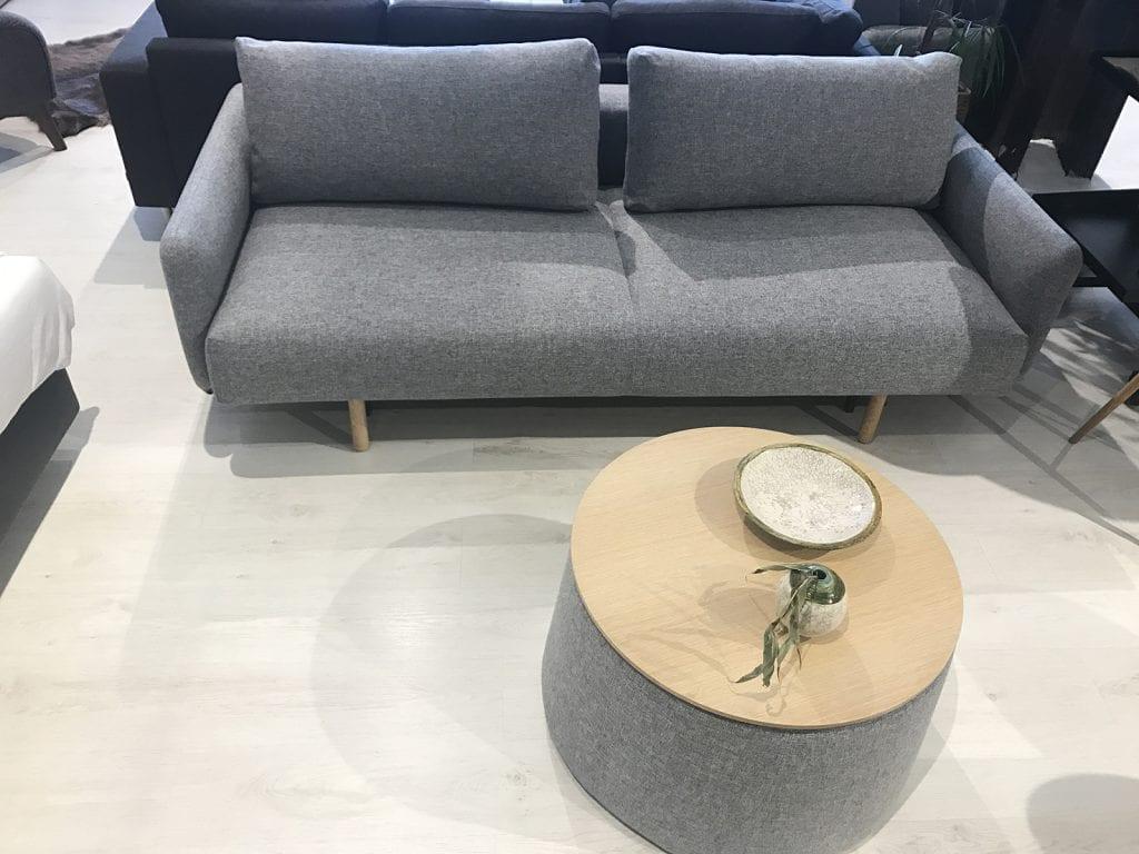 FRODE 2 személyes kanapéágy - Bemutatótermi bútor-0