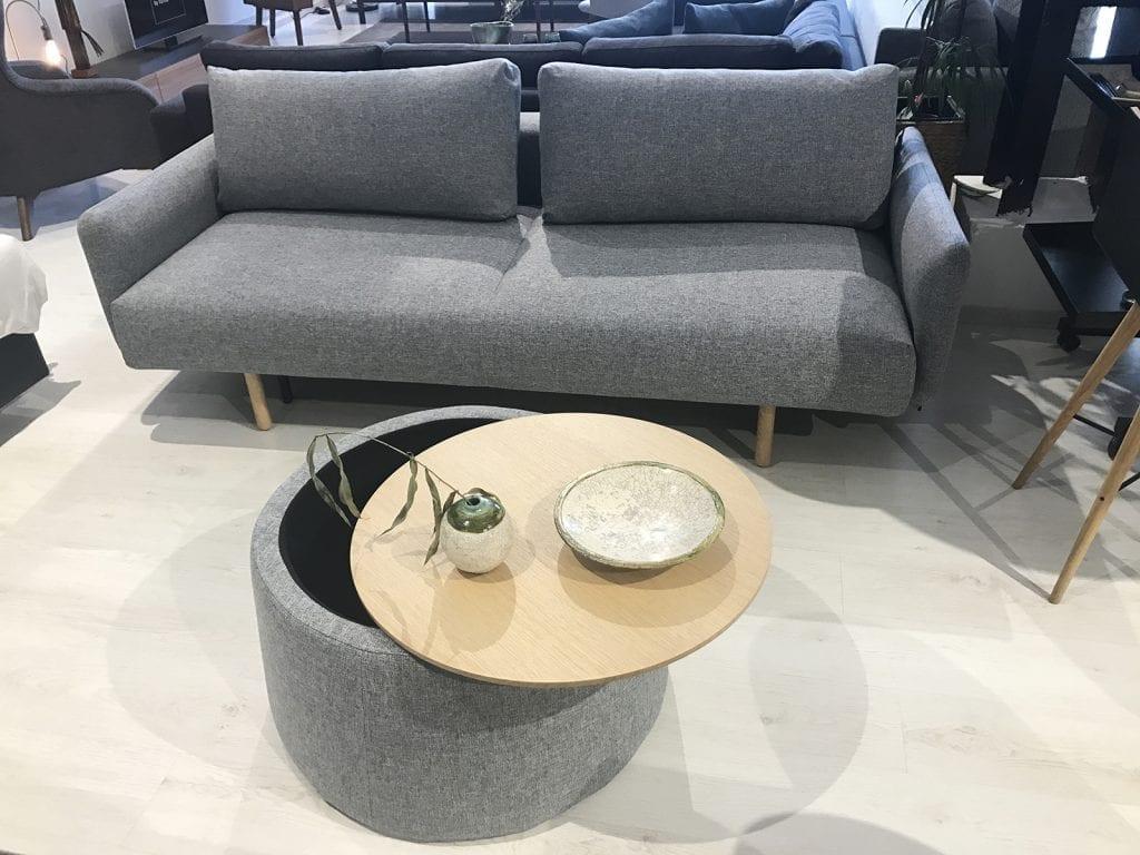 FRODE 2 személyes kanapéágy - Bemutatótermi bútor-25697