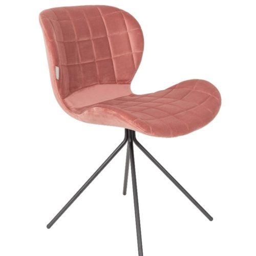OMG VELVET Chair-0