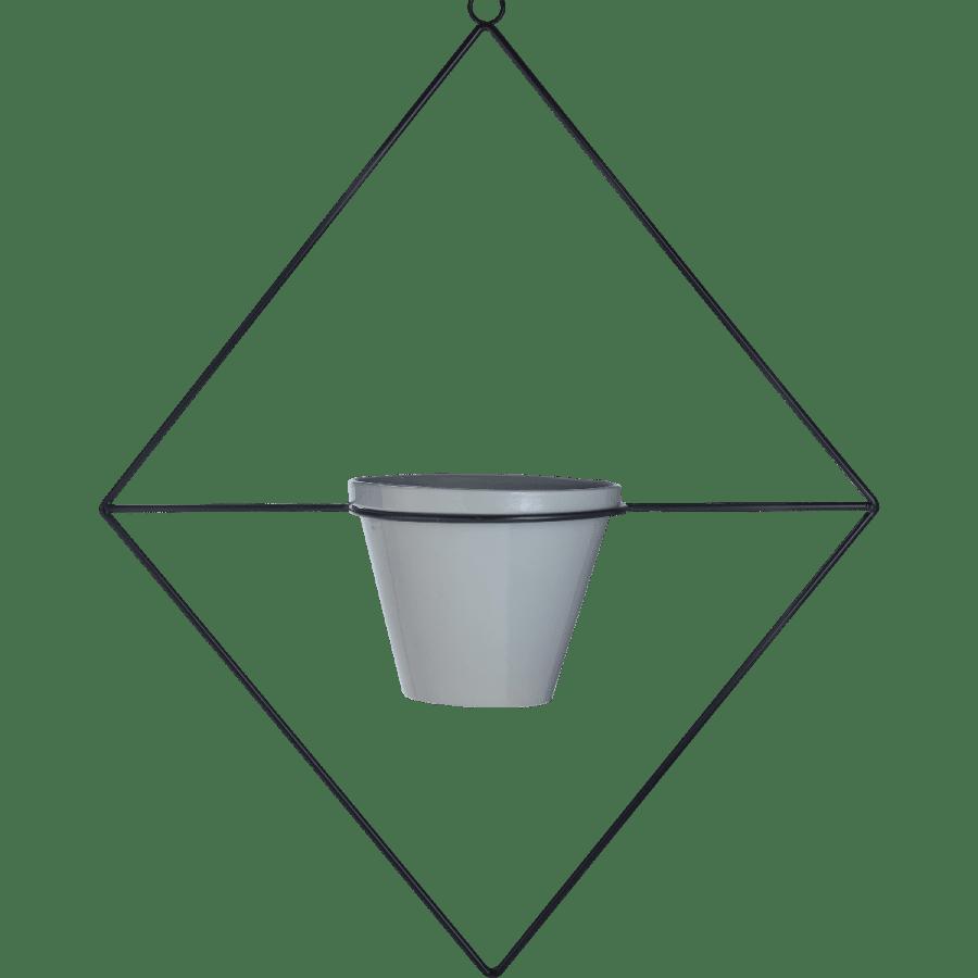FLY Virágtartó - négyzetes-0