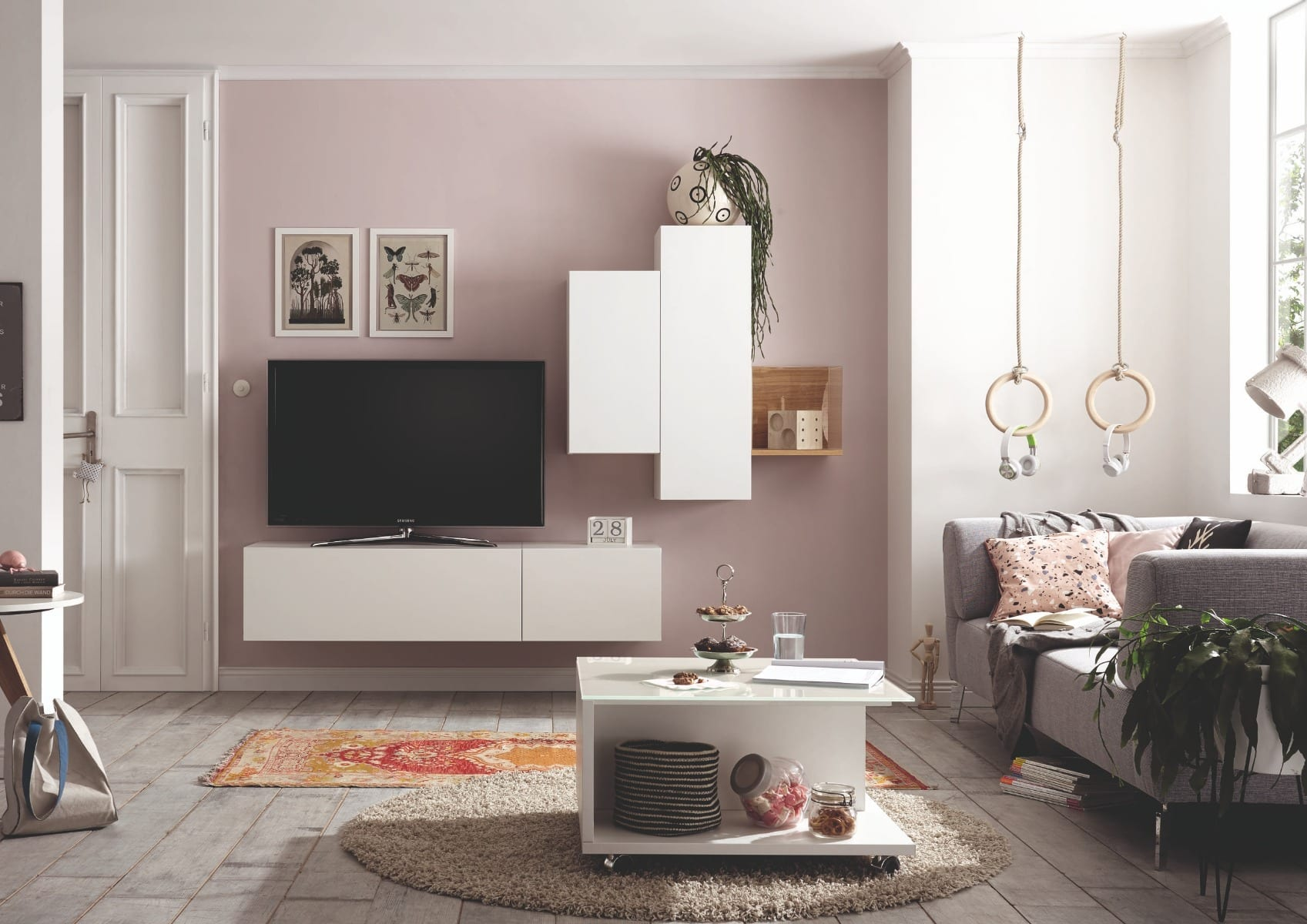 Hulsta Now 7 Tv Meubel.Hulsta For You Living Room Combination I