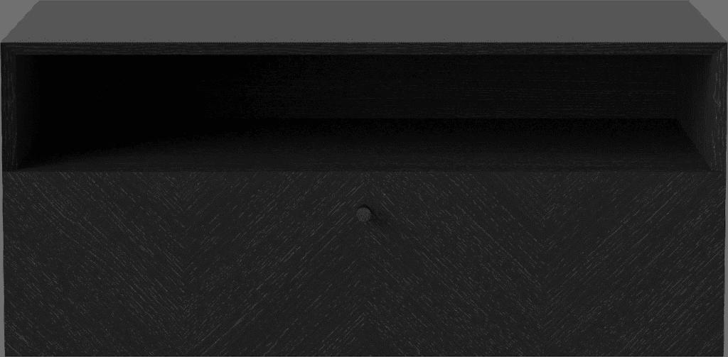 LUXE Szekrény -1 fiókos - falra szerelhető-27548