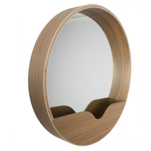 ROUND Fali tükör-0