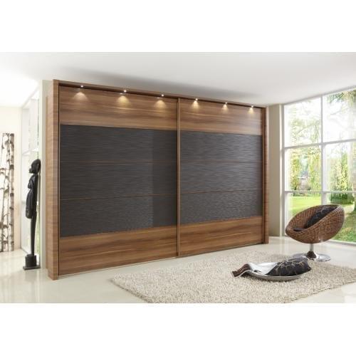 HOLLYWOOD4_bear14251_10__18-08-14_SZ Weiß,Glas sahara_mSWT350cm,H236cm,und Futonbett4-wardrobe-gardrob-szekreny-cabinet-wiemann