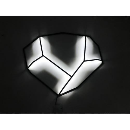 Bolia Meteor wall lamp at InnoConcept's showroom
