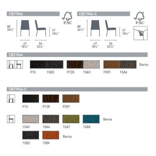 connubia-alba-chair-color-variations