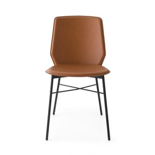 connubia_sibilla_leather_dinin_chair_1