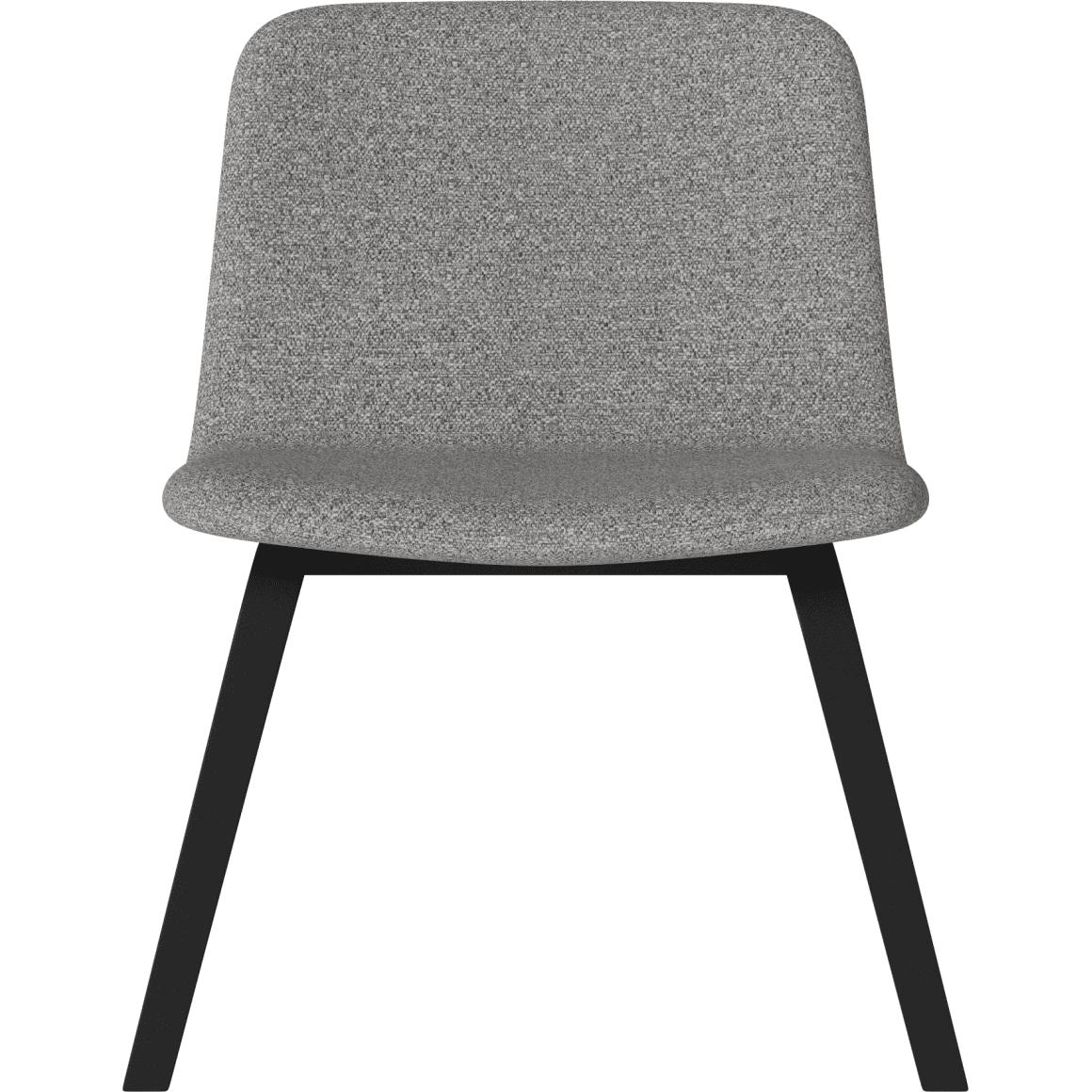black_bolia_palm_upholstered_lounge_chair_innoconcept_karpitozott_szek